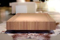 zebra wood table - Google Search