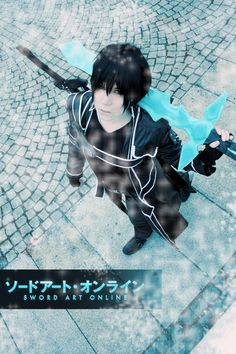 Sword Art Online Cosplay - Ice and Snow by K-I-M-I