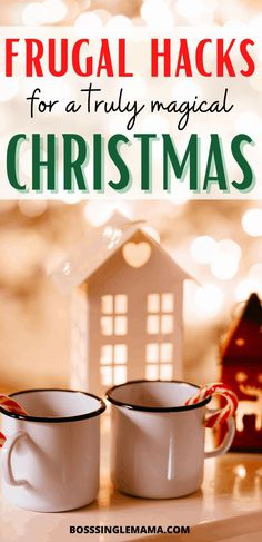 Looking for money-saving ideas to plan a frugal Christmas? Here's how to plan Christmas on a budget and still enjoy the holiday season! Southern Christmas, Christmas Events, Christmas Planning, Christmas On A Budget, Christmas Hacks, Magical Christmas, Simple Christmas, Christmas Traditions, All Things Christmas