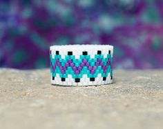 PEYOTE RING  Wild Southwest
