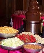 Chocolate Fountain Dipping Ideas - Bing Images