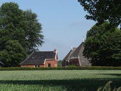 boerderij en landarbeiderswoning, Schouwerzijl
