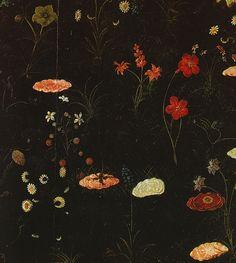Botticelli, Primavera, detail