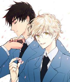 Touya and Yukito - Cardcaptor Sakura