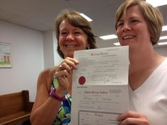 First same-sex couple gets marriage license in Pennsylvania