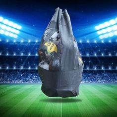 88ceff549 Advertisement(eBay) Football Storage Bag Basketball Volleyball Equipment  Pouch High Capacity Package