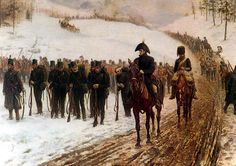 The 95th rifles with general Craufurd, acting as rearguard on the retreat to Corunna