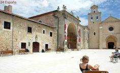 Desaparecen tres tablas del XVI del Monasterio de San Juan de Ortega en Burgos