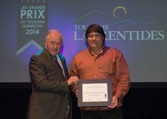 Auberge & Spa Beaux Rêves est gagnant aux Grands Prix du tourisme québécois 2014!