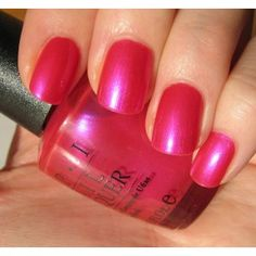 OPI Valen-Time For Love nail polish
