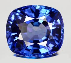 Gemstone | Tanzanite has become so popular that in October of 2002 the American ...