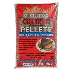 Smokehouse Products Wood Pellets - Cherry