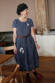 fashions Vintage dress julie
