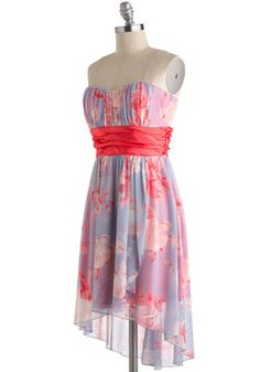 Lush with Lavender Dress, #ModCloth