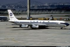Boeing 707-345C aircraft picture