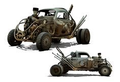 MAD MAX'S FURY ROAD VEHICLE LINEUP IS THE STUFF OF POST-APOCALYPTIC WETDREAMS - elemente magazine