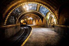 City Hall駅(アメリカ-ニューヨーク)