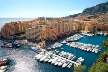 Monaco is probably one of the richest countries in the world. It sits on the edge of the French Riviera and is famous for it's chic repuation and of course the Formula 1 Grand Prix!