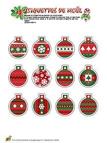 Wonderful printable for a small Christmas tree. Christmas Gift Tags Printable, Christmas Favors, Christmas Labels, Christmas Wood, Christmas Printables, Christmas Holidays, Christmas Crafts, Christmas Decorations, Christmas Ornaments