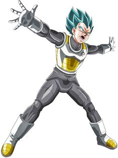 Vegeta Ssj Blue, Super Saiyan, Dragon Ball, Joker, Anime, Fictional Characters, Art, Universe, Art Background
