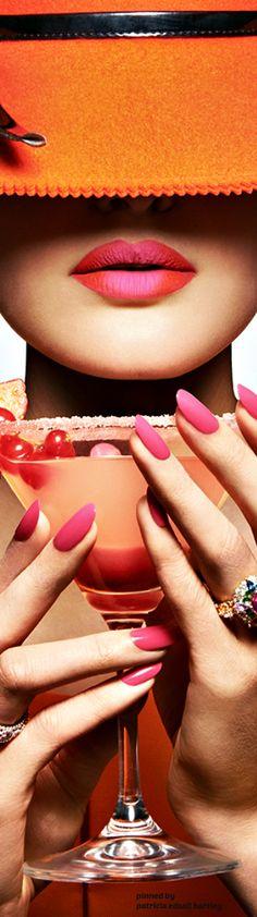 Pink and orange #Luxurydotcom