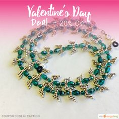 We are happy to announce 20% OFF on our Entire Store. Coupon Code: DUTCH19.  Min Purchase: $10.00.  Expiry: 16-Jan-2018.  Click here to avail coupon: https://www.etsy.com/shop/HeavenlyChains?utm_source=Pinterest&utm_medium=Orangetwig_Marketing&utm_campaign=Coupon%20Code   #etsy #etsyseller #etsyshop #etsylove #etsyfinds #etsygifts #musthave #loveit #instacool #shop #shopping #onlineshopping #instashop #instagood #instafollow #photooftheday #picoftheday #love #OTstores #smallbiz #eyeglass…