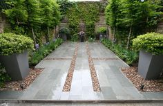 Garden Design in Kensington – Kate Eyre Garden Design