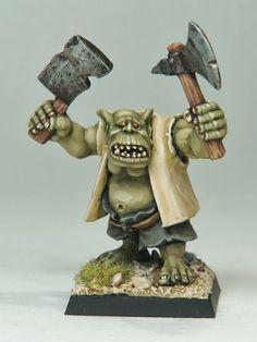 Orc: confused but willing
