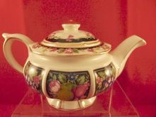 Sadler England 1 Cup Teapot Bacchus Heirloom Collection