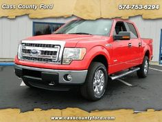 2013 Ford F-150 - New Truck Logansport IN | Cass County Ford