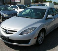 Nice Clean Car with Black Leather interior & Power Seat Ontario vehicle with Clean title and No rust. FINANCING AVAILABLE FOR EVERY ONE WITH ANY CREDI Mazda 6, Car Cleaning, Leather Interior, Gta, Ontario, Rust, Toronto, Black Leather, Cars