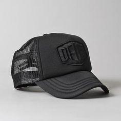 d07e89f1 Cap   Urban Industry Mens Trucker Hat, Deus Ex Machina, Custom Big Rigs,