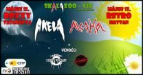 Az utolsó csepp skAlA-Zoo Víz: Roxxy, Retro, turnézáró!