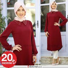 Çok sevilen İncili Tunik yeniden stoklarda! Şimdi İndirimle 130 yerine 109TL >>Büyük İndirim Fırsatını Kaçırma !!! >>Whatsapp Sipariş: 90 553 880 2010 >>KARGO BEDAVA #alyazmacomtr #alyazma #tesettür #moda #elbise #tunik #ferace #abiye #style #muslimwear #hijab #instamoda #enşıksensin #clohting #hijabfashion #tesettürelbise #modatasarim #tesetturgiyim #tesettür #tesetturabiye #tesettur #kapidaodeme #alisveris