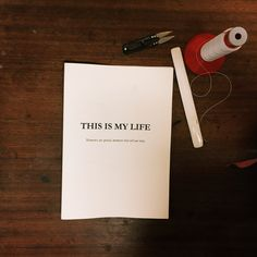 This is Your Life Photobook This Is Your Life, My Life, Book Binding, Book Of Life, Photo Book, Cards Against Humanity, In This Moment, Books, Gifts