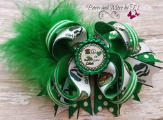 Gypsy Spoonful Marketplace: GypsySpoonful Girl Scouts Hair Bow, By Bows and Mo...