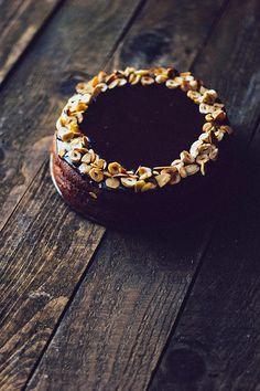 Nutella Cake {Gluten Free}