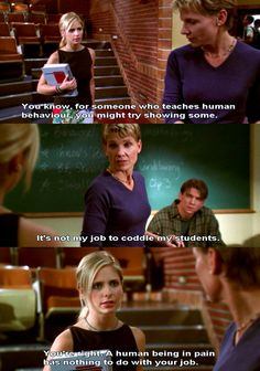 Tell her, Buffy.