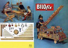 Bilofix van LEGO