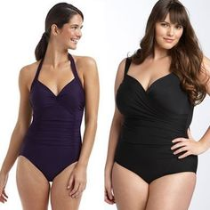 Plus Size Slimming Swimsuits
