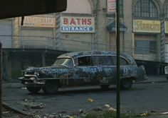 "Corpseside Classic: 1970 Cadillac Hearse from ""The Warriors"""