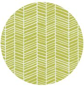 Joel Dewberry Herringbone Grass $4.75/half yard