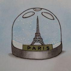 Segredos de Paris. Por: Nívea Rocha Monte