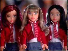 RBD - Comercial Bonecas Rebelde