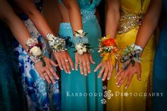 Prom pictures. Me and all my besties:)