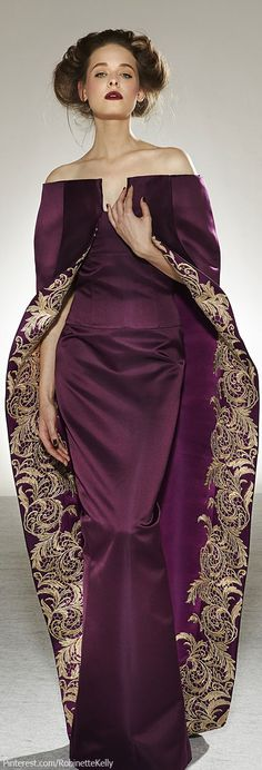 Georges Chakra Couture | F/W 2013