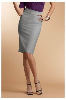 The Missus Smarty Pants Blog: Calculate your best skirt length!