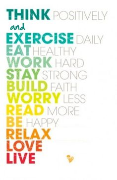"""health and fitness 