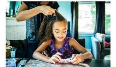The Ultimate Guide To Taking Care Of Your Mixed Child's Hair The Ultimate Guide To Taking Care Of Your Mixed Child's Hair Read the article here – www. Mixed Hair Care, Black Hair Care, Mixed Kids Hairstyles, Girl Hairstyles, Black Hairstyles, Wedding Hairstyles, Dry Curly Hair, Curly Hair Styles, Natural Hair Care