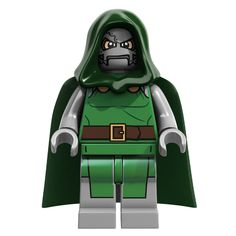 LEGO Super Heroes Marvel - Doctor Doom (Ultimate Spider-Man)